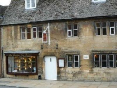 Bantam Tea Rooms in Cotswolds