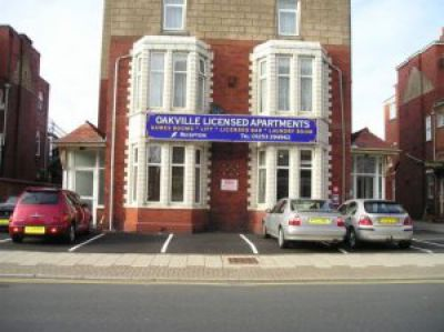 Oakville Apartments in Blackpool