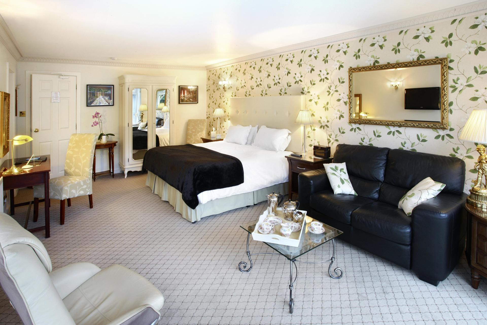 Cherry trees luxury bed and breakfast suites cherry trees luxury bed and breakfast stratford upon