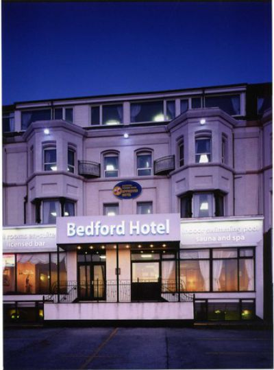 The Bedford Hotel in Blackpool