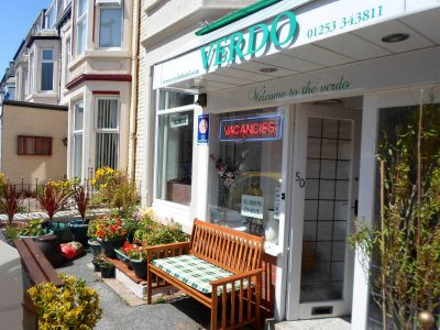The Verdo in Blackpool