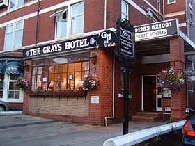 The Grays Hotel in Blackpool