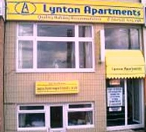 Lynton Apartments in Blackpool