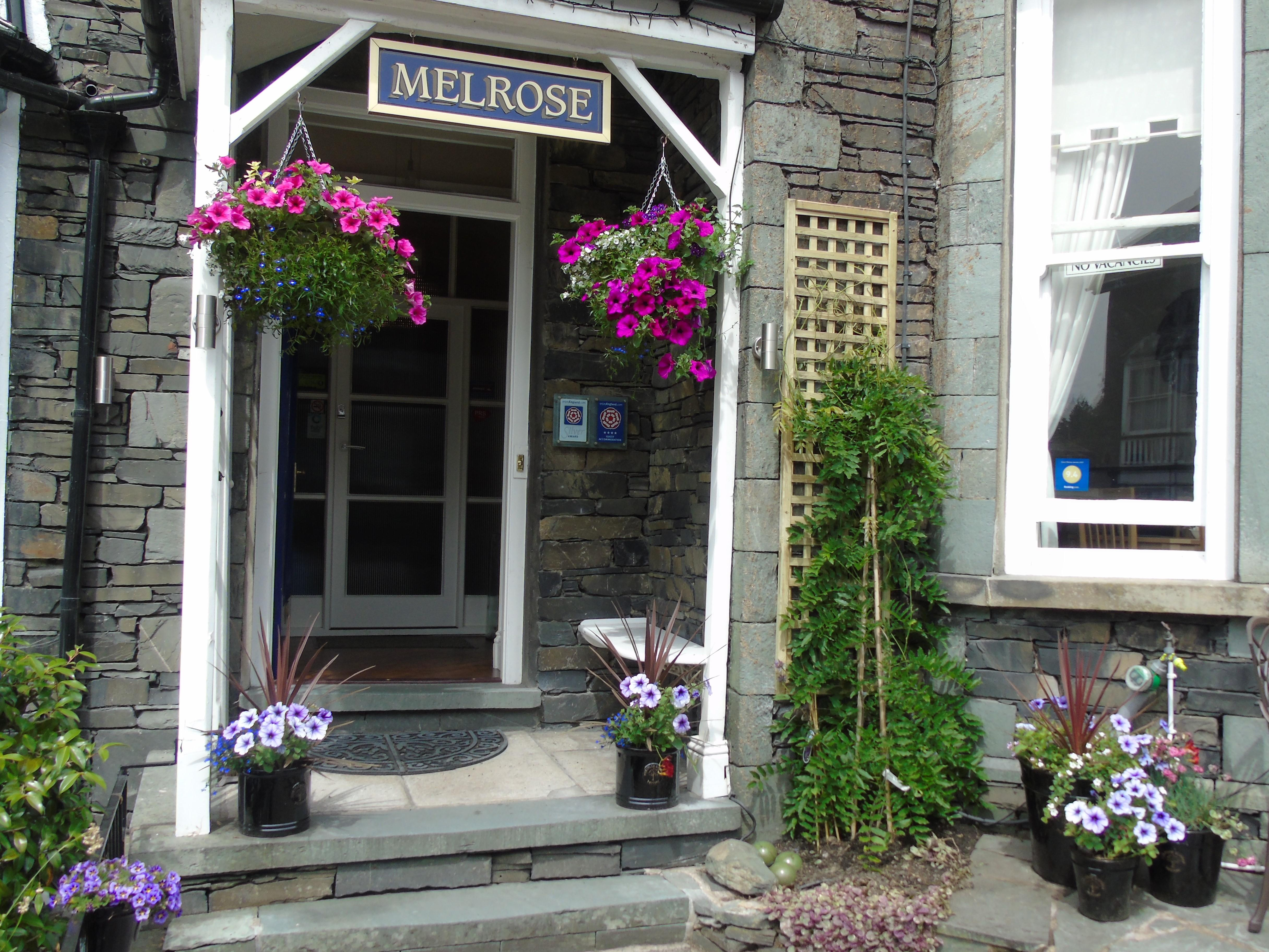 Melrose Guest House in The Lakes