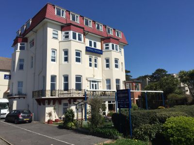 Hotel Riviera in Bournemouth