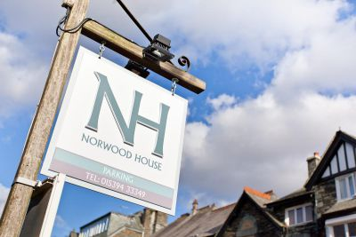 Norwood House in Ambleside