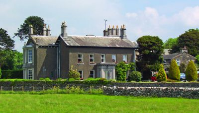 Aynsome Manor Hotel, Cartmel in Cumbria