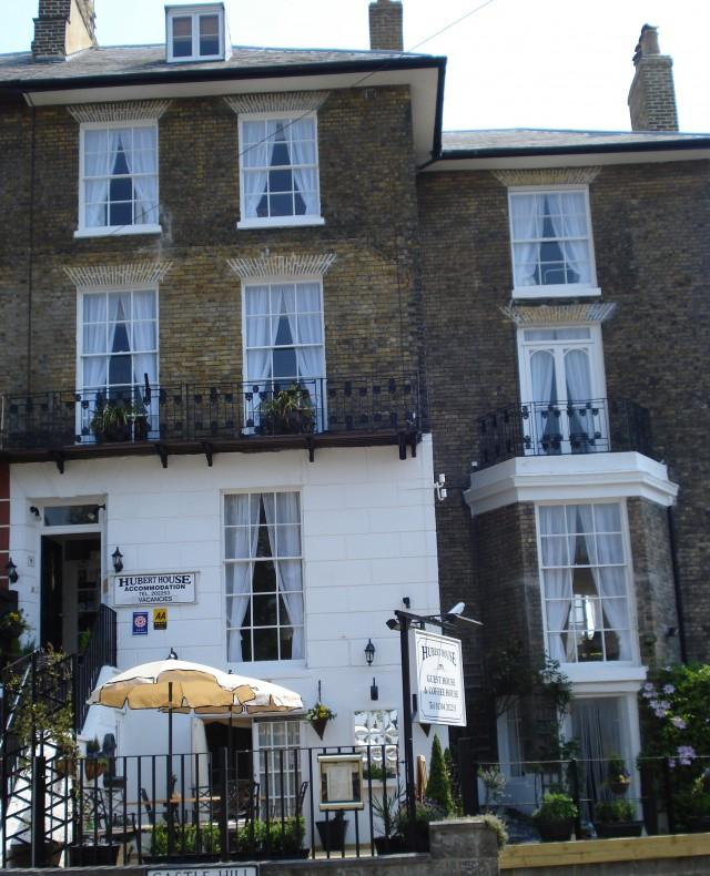 Hubert House Guesthouse in Dover