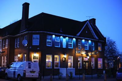 The Bull and Bush Hotel Kingston in