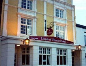 Lloyds of Chester Hotel in Chester