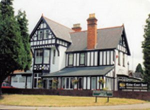 Tudor Court Hotel in Birmingham