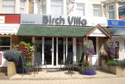 Birch Villa Hotel in Blackpool