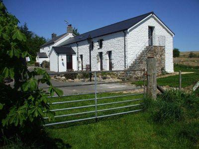 Beili Helyg in Wales