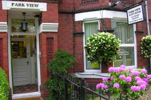 Park View Guest House in York