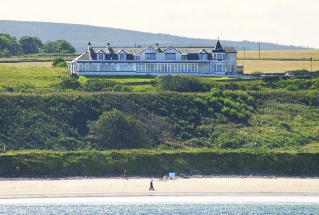 Cullen Bay Hotel in Scotland