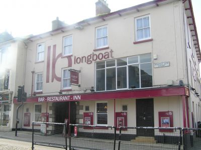 The Longboat Inn in Cornwall
