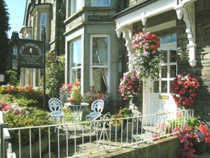 Wordsworths Guest House in Windermere
