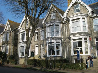 Dunedin Guest House in Cornwall