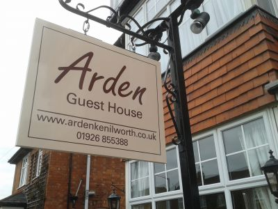 Arden Guest House (Formerly Enderley Guest House) in