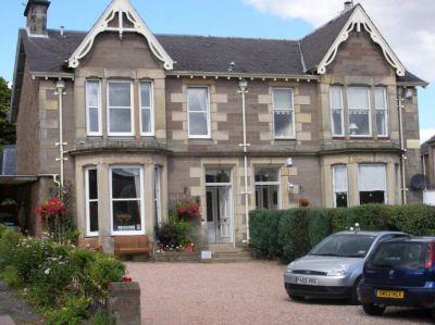 Rowanlea Guest House in Scotland