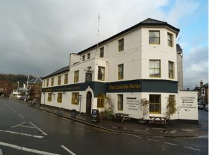 Lincoln Arms Hotel in 