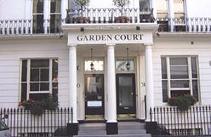 The Garden Court Hotel London in London
