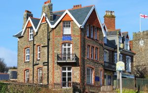 Castle Hill Guest House in Devon