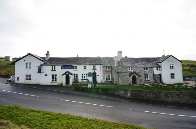The Blue Ball Inn in Devon