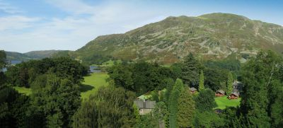 Patterdale Hall Estate in Cumbria