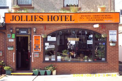Jollies Hotel in Blackpool