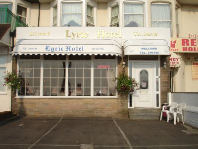The Lyric Hotel in Blackpool