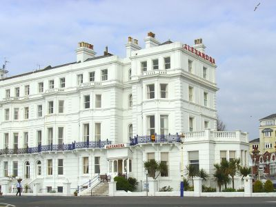 Alexandra Hotel in Eastbourne