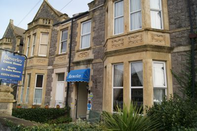 Beverley Guest House in Weston-Super-Mare