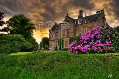 Chirnside Hall Country House Hotel