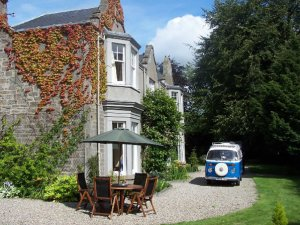 Balmuirfield House Bed And Breakfast in Dundee