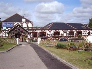 The White House Inn in Cornwall