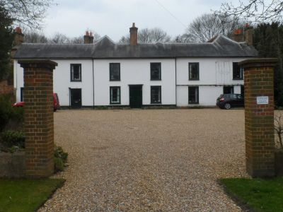 The Old Manor House B and B in
