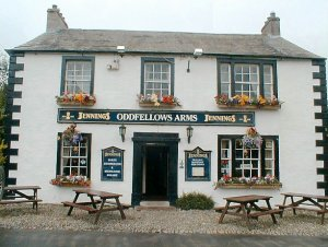 Oddfellows Arms in Cumbria