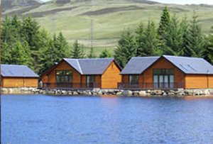 Highland Perthshire Lodges in Region Center