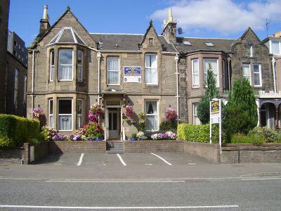 Woodlea Hotel in Scotland