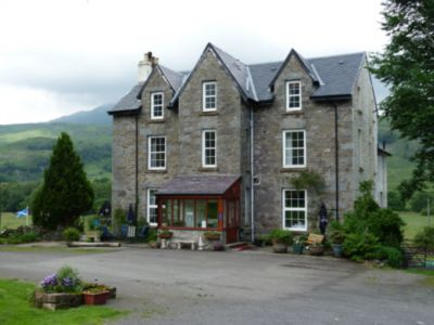 Suie Hunting Lodge in Scotland