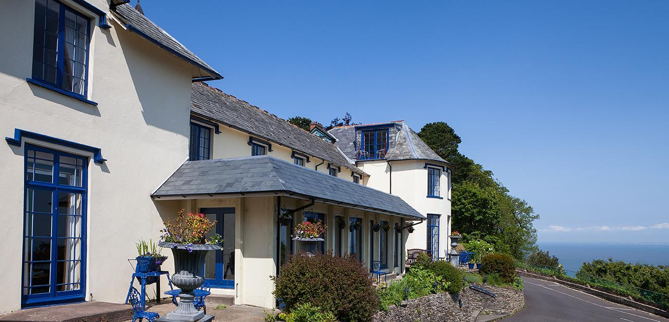Lynton Cottage Seaview Apartments in Devon