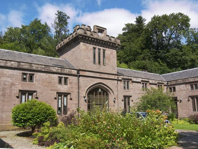 The Turret Drumtochty Castle Stables - Weekly Stay Offer