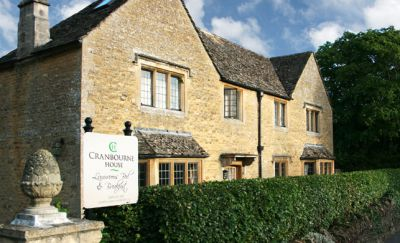 Cranbourne House in Cotswolds