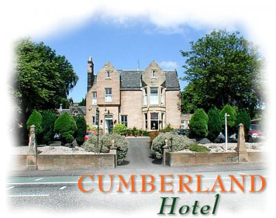Cumberland Hotel in Edinburgh