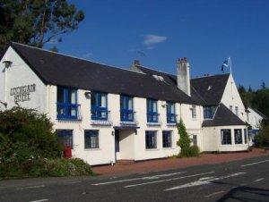 Lochgair Hotel in Scotland