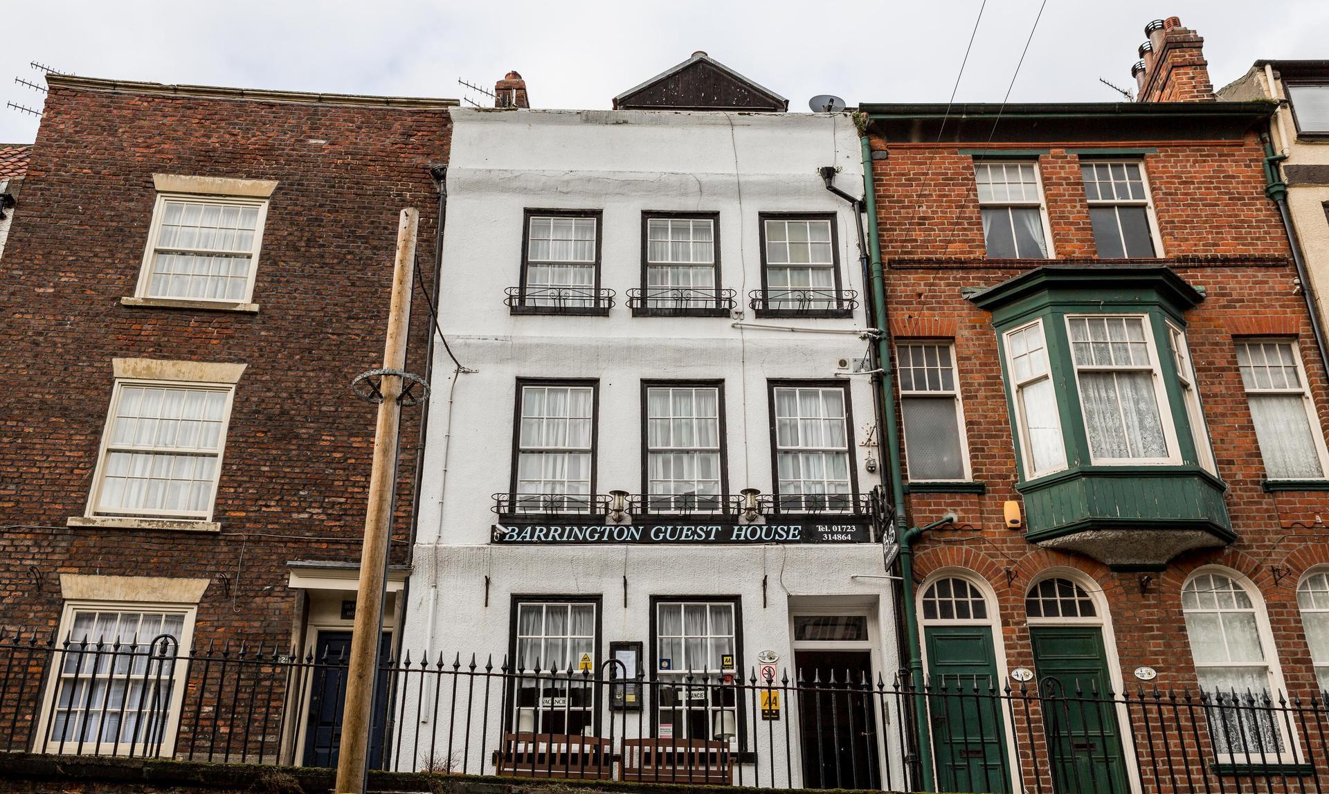 Barrington Guest House