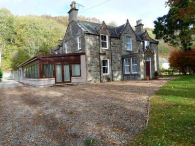 Kilmichael House B&B in Scotland