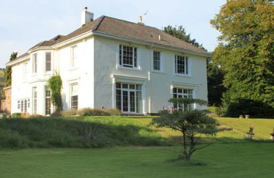 St John's Manor Bed and Breakfast in Torquay