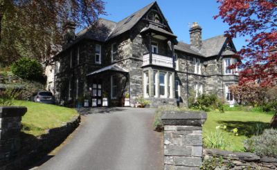 Mary's Court Guest House in Betws-y-Coed
